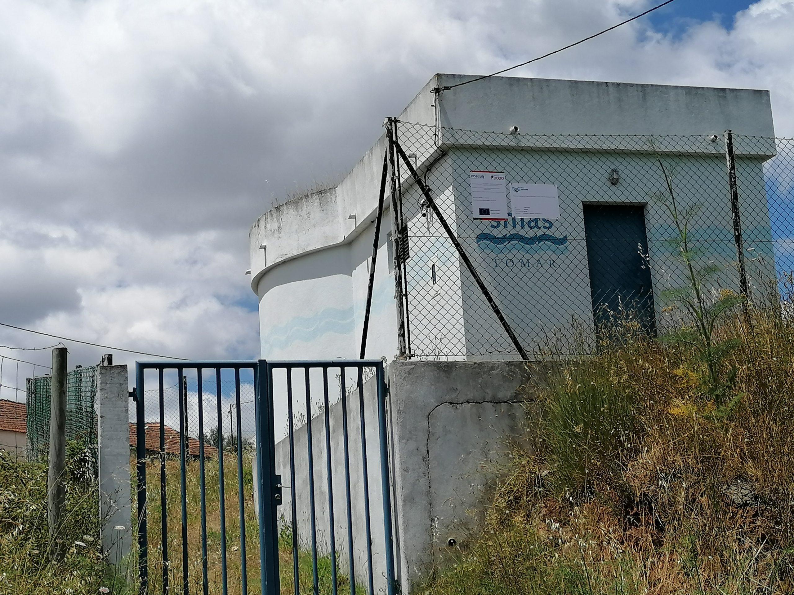 Reservatório Olas