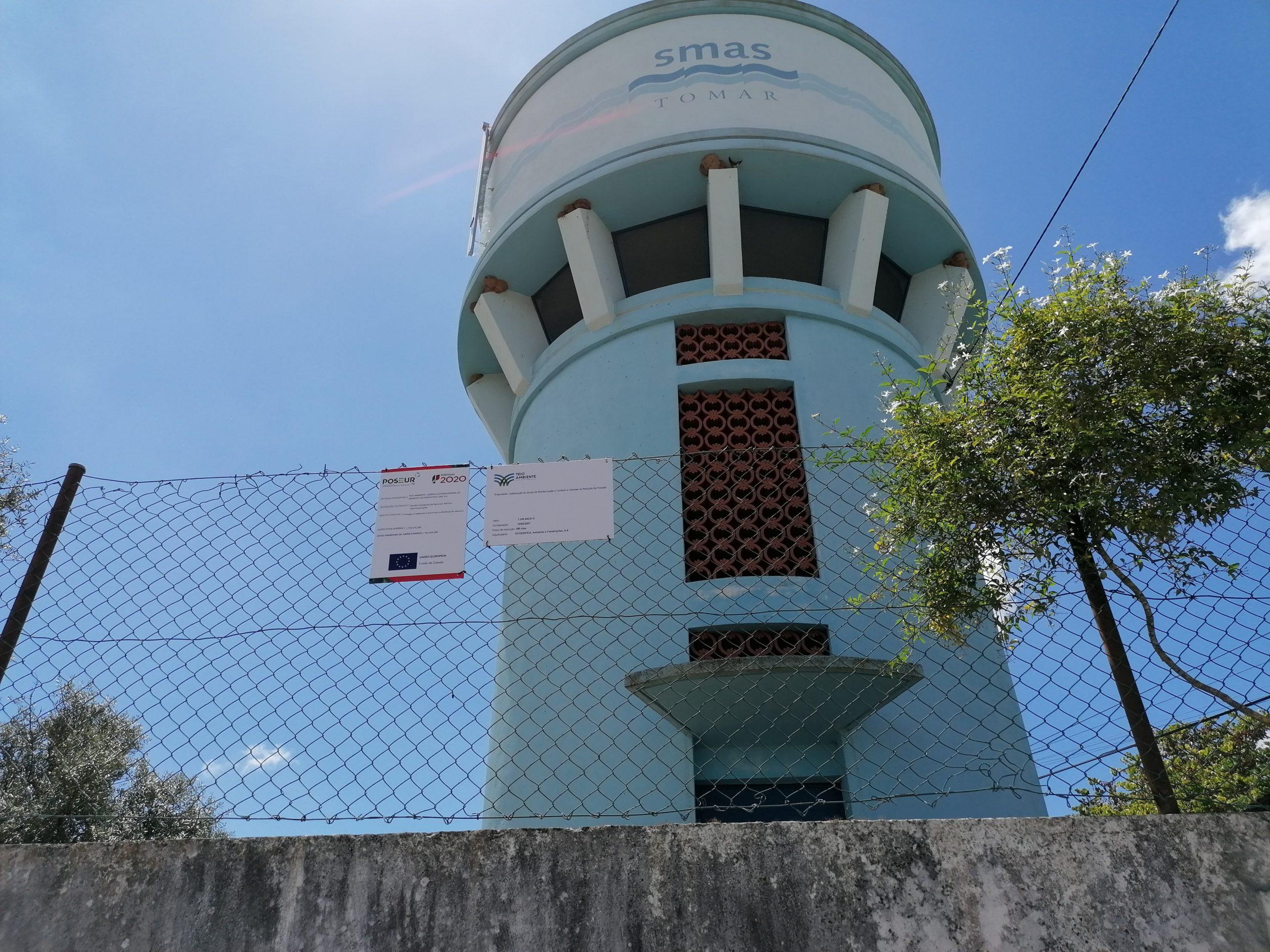Reservatório Casais